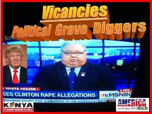 Vacancies political grave diggers
