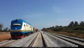 Chinese Standard Gauge Railway
