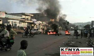 Cord Urban insurgency