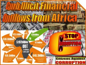 Curb illicit financial flows 1