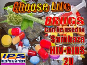 Drugsa can be used to Sambaza HIV-AIDS 2u