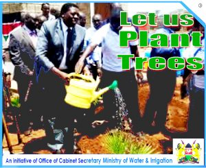 Let us plant trees