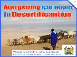 Overgrazing can result In Desertificantion
