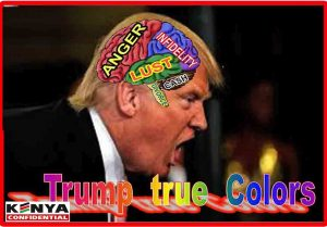 Trump True colours