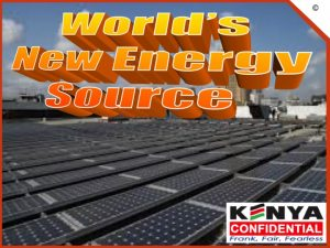 World new energy