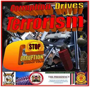 Corruption Drives Terrorism
