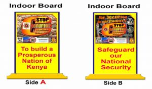 Police Indoor boards