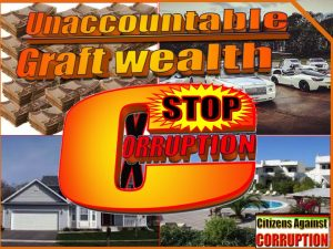 Unaccountable wealth